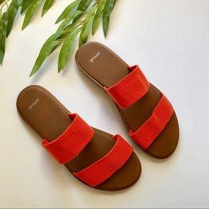 Sanuk sandals NWOT